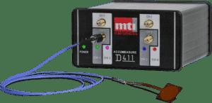Accumeasure D capacitance displacement sensor