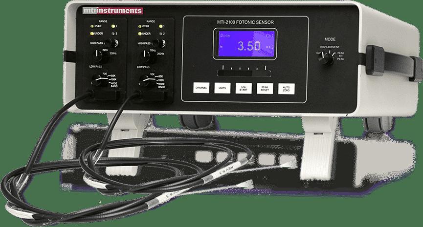 Vibration Sensors & Probes | Fiber Optic MTI 2100 Fotonic