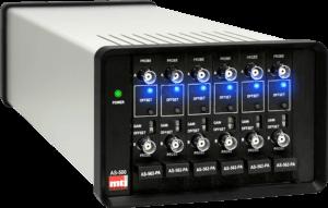 accumeasure modular capacitance rack system