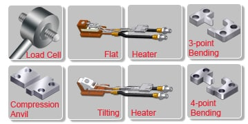 heater option for tensile stage