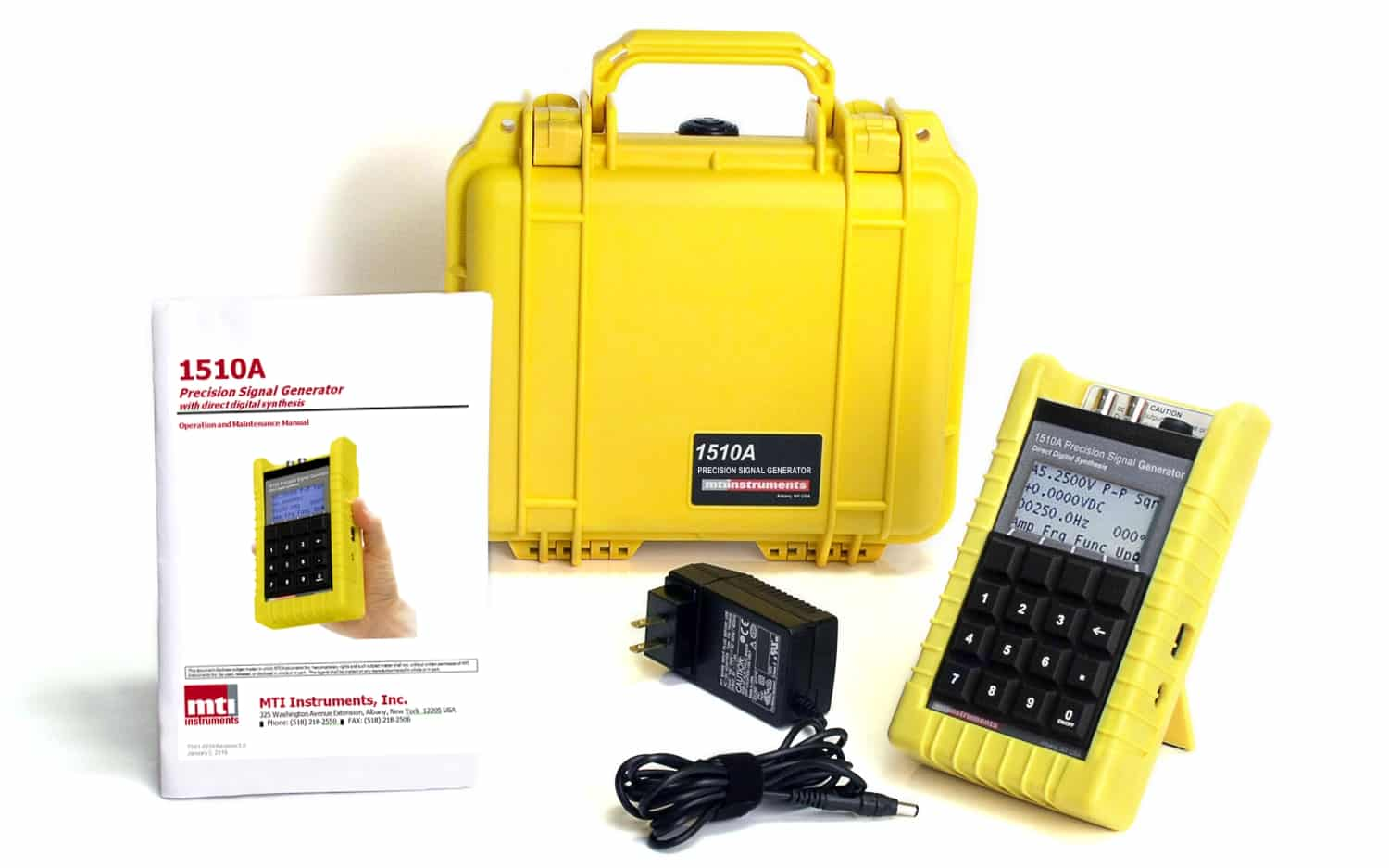 Signal Generator for Testing & System Monitoring | Portable
