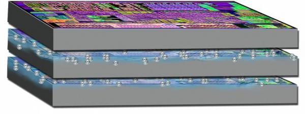 3D ICs and Capacitance